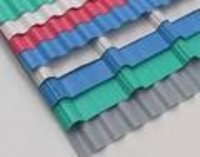 PVC Roofing Metal Sheet