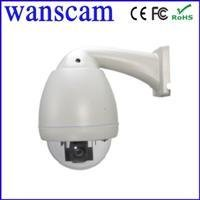 Outdoor Sony Speed Dome Rotation IP Security Camera