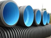 HDPE Corrugated Drain Pipes