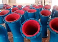 Composite Rubber Lined Pipes