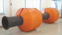 Floater Pipeline with UHMWPE Pipes