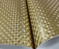 Crystal PU Leather for Shoes