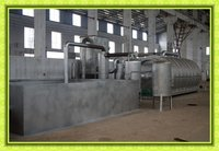 Waste Gas Recycle System Of Plastic Recycling Machine