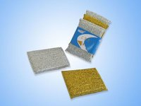 Mesh Scrub Sponge Pad (A02P)