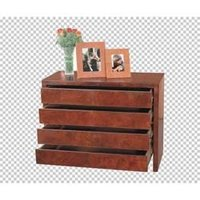 Four Drawer Chest Table