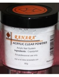 Acrylic Clear Powder