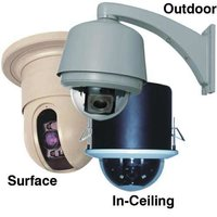 Speed Dome Cameras (Analogue and IP Based)