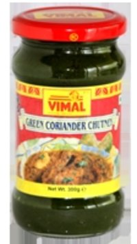 Green Corriander Chutney