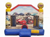 Car Jumping Castle BJ-B102