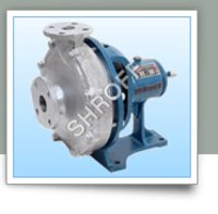 Higher Alloys Chemical Process Pumps (HL Series)