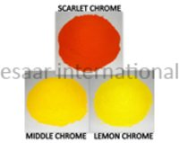 Inorganic Chrome Pigments