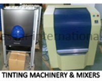 Tinting Machineries