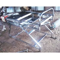 Metallic ICU Bed