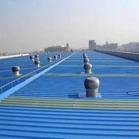 Roof Top Turbine Ventilator