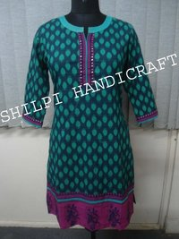 Basic Pattern Kurta