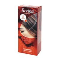 Hair Color Cream Red-Brown