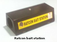 Ratcon Bait Station