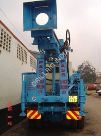 Industrial Water Drilling Rig