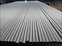 Super duplex stainless steel heat exchanger tubes and pipes