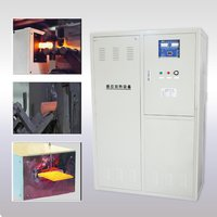 Induction Heater For Steel Plate Hot Forging