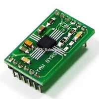 LY510A ±100 °/Second, ±400 °/Second Analog Yaw Gyroscope Module