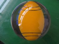 Transparent Bowling Ball