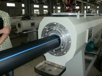 HDPE Gas And Water Pipe Extrusion Line