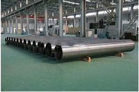 Forged Pipe And Tube For Power Generation