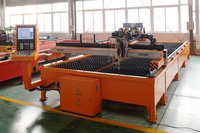 CNC Plasma Table Cutting Machine