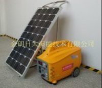 Household Solar Energy Generator