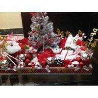 Christmas Theme Tray