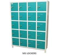 M.S. Lockers