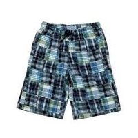 Mens Woven Bermudas