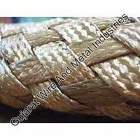 Braided Copper Flexible Strip