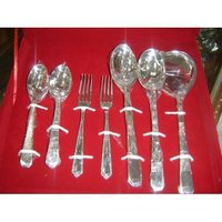 Silver Coated Spoon
