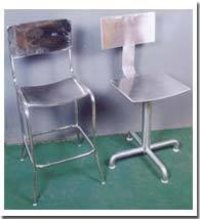 SS Revolving Chairs