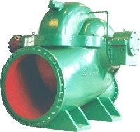 Sn Series Horizontal Double Suction Split Casing Pumps