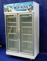 2-Door Commercial Cooler