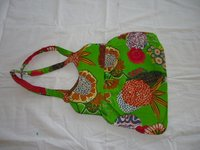 Fruit Print Skirt Bag