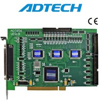 6-Axis PCI Motion Control Card ADT-856