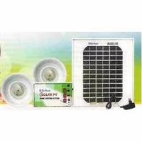 Solar Home Lighting Systems