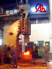 Single Arm Electro Forging Hammer (C61-30)