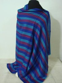 Wool Blended Cashmere Stole