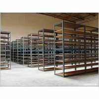 Heavy Storage Racks And Mezzanine Floors