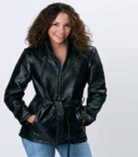 Fashion Women Leather Jackets