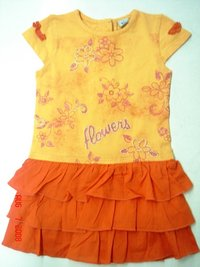 Kids Frill Dress