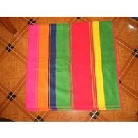 Yarn Dyed Cotton Jacquard Towel