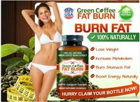 100% All Natural Green Coffee Bean Extract