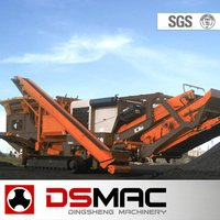 Mobile Granite Stone Crusher (DMP Series)