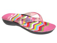 Colored Ladies Footwear
